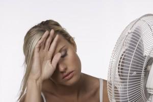 暑さと自律神経