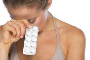 鎮痛剤は痛みを消す薬