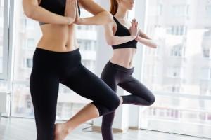 身体のバランスを整える