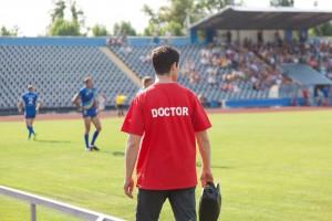 試合中の体調管理