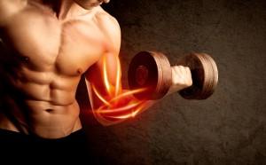 負荷を高めた筋力トレーニング