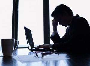 仕事によるストレス