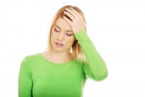 頭の筋肉の痛み