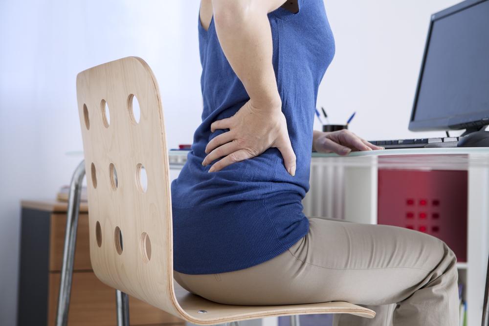 腰痛の原因と改善