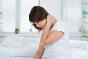 頸椎まわりの血流障害