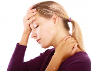 前頭部の痛み